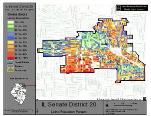 Illinois Senate Districts