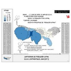 M15-EEUU Cartograma de Poblacion Latina 2013 informal